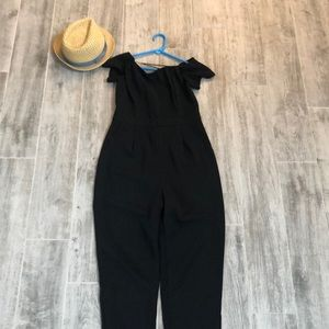 Other - Like new black jumpsuit